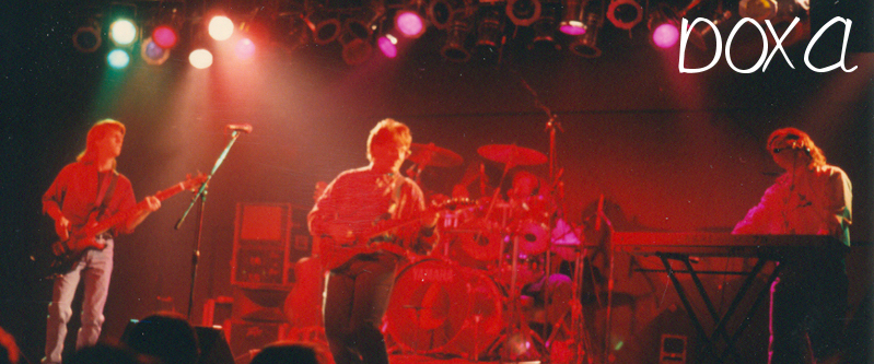 DOXA at the New Union in Minneapolis in 1992